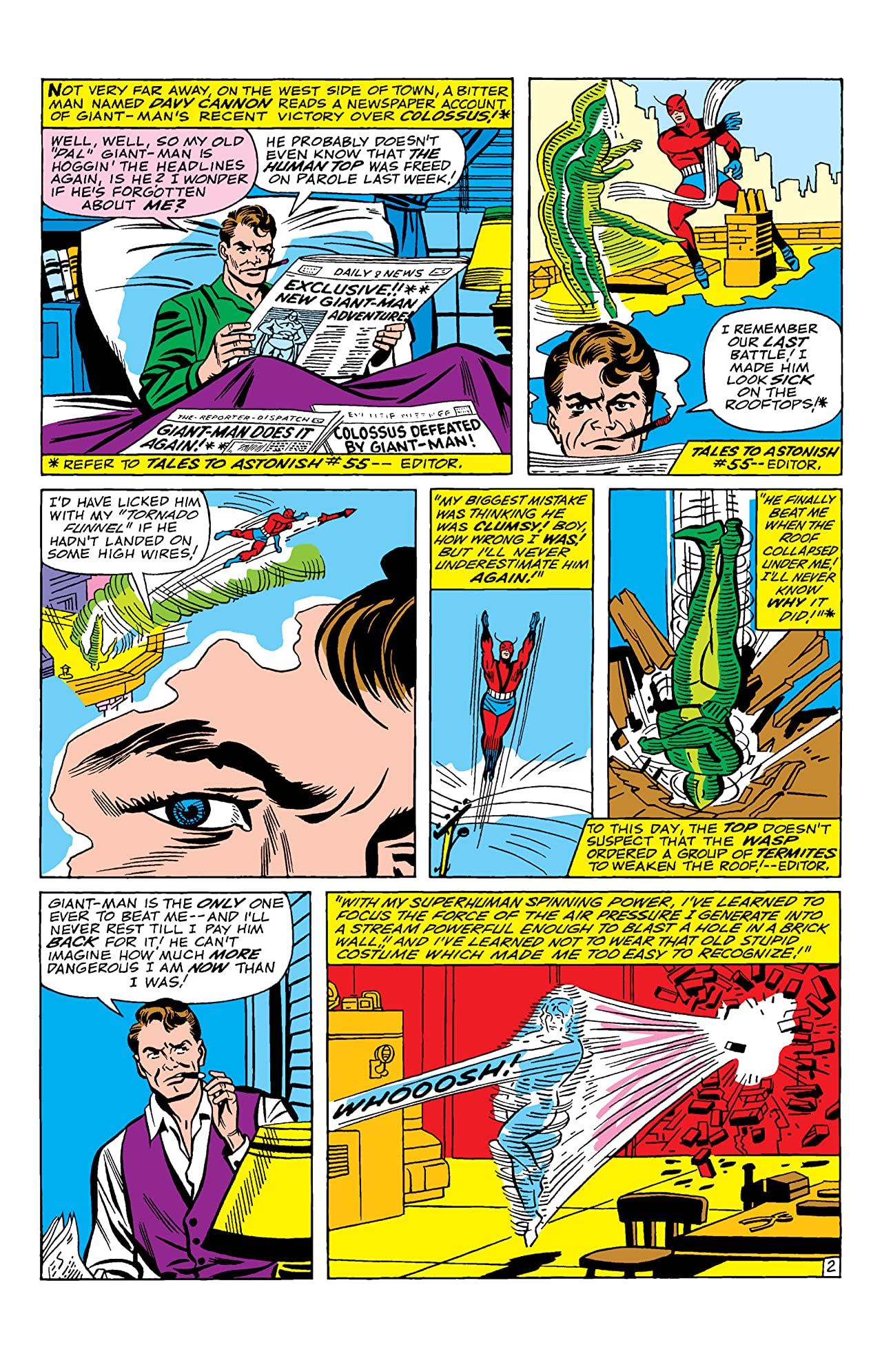 Tales to Astonish (1959-1968) #59