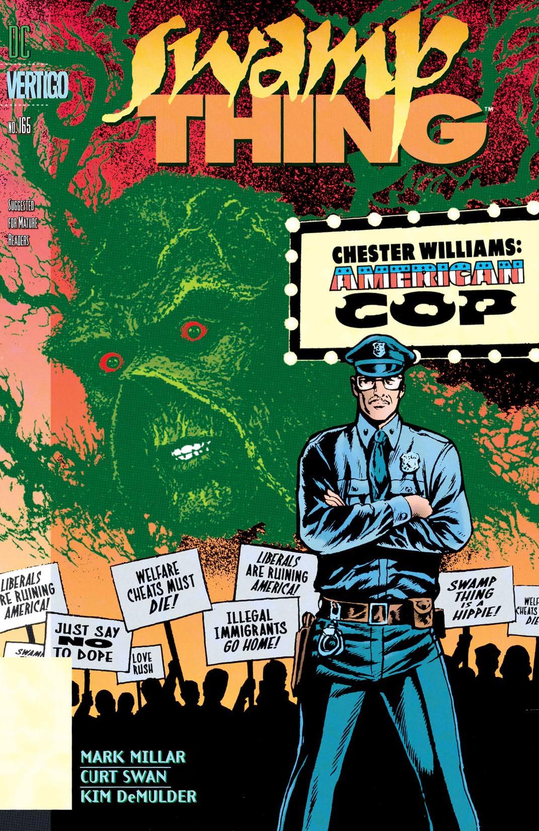 Swamp Thing (1982-1996) #165