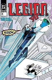 L.E.G.I.O.N. (1989-1994) #13