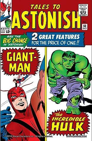 Tales to Astonish (1959-1968) #60