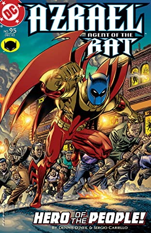Azrael: Agent of the Bat (1995-2003) #95