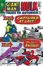 Tales to Astonish (1959-1968) #61
