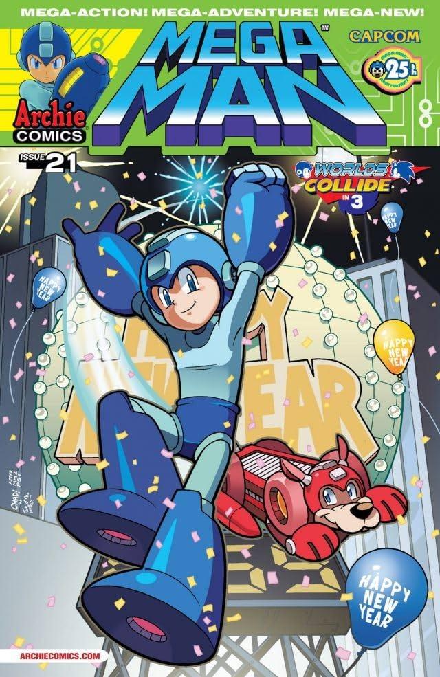 Mega Man #21