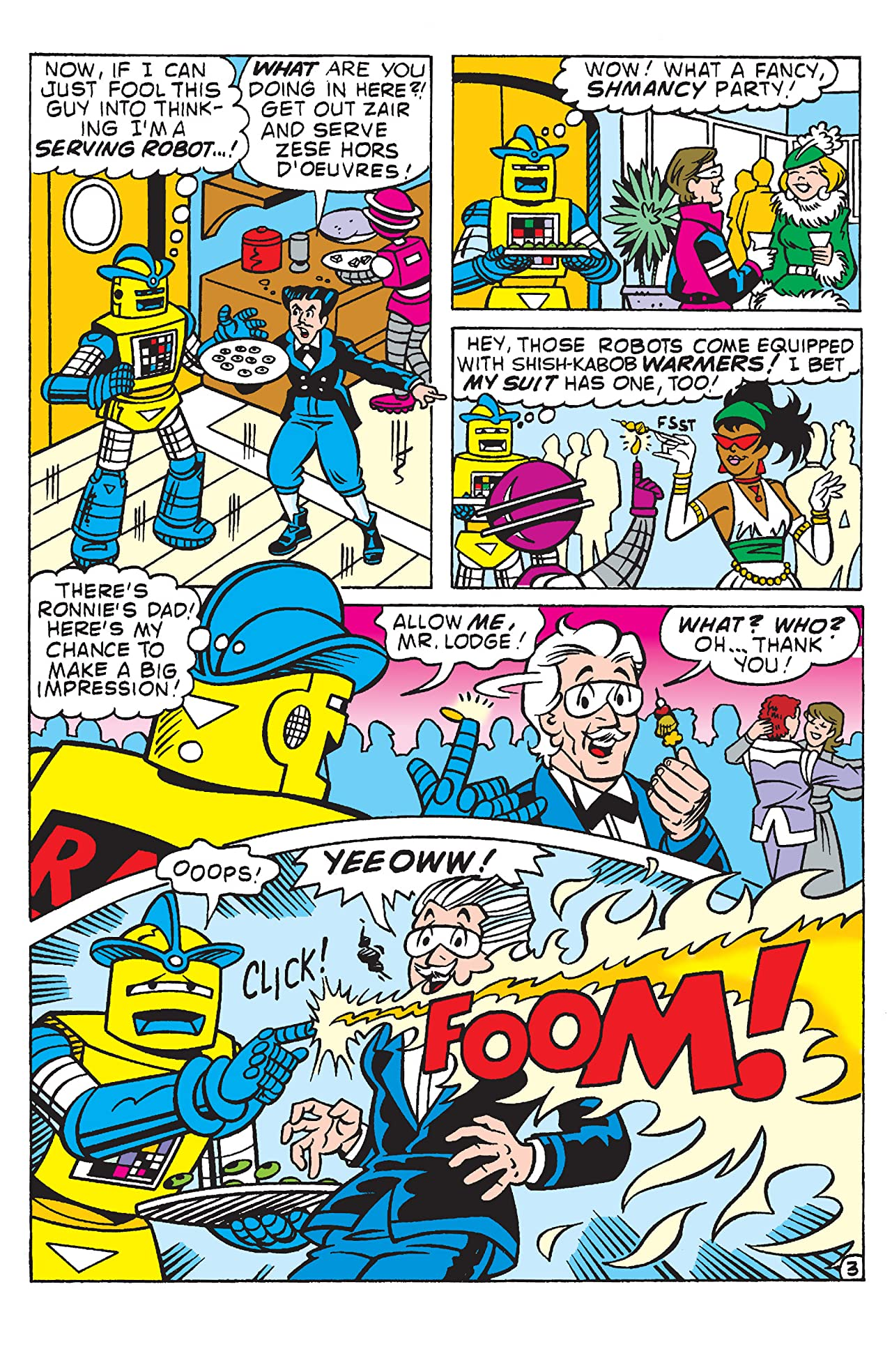 PEP Digital #37: Archie 3000! Teen of the Future