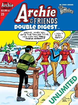 Archie & Friends Double Digest #23