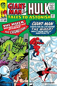 Tales to Astonish (1959-1968) #62
