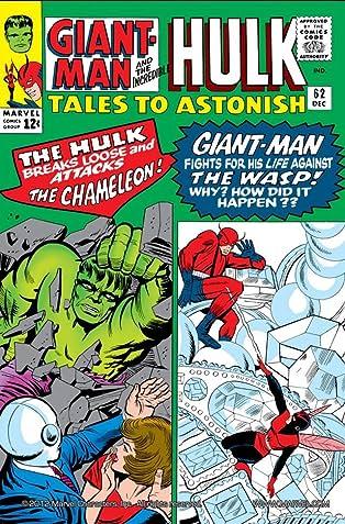 Tales to Astonish (1959-1968) #62