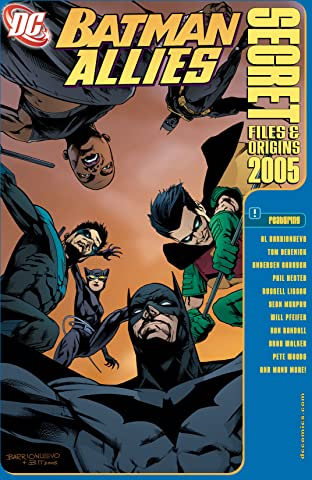 Batman Allies: Secret Files (2005) #1