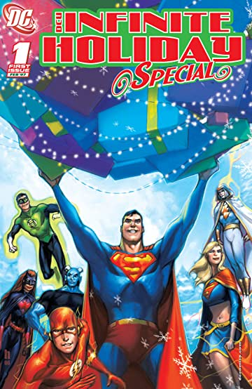 DCU Infinite Holiday Special (2006) #1