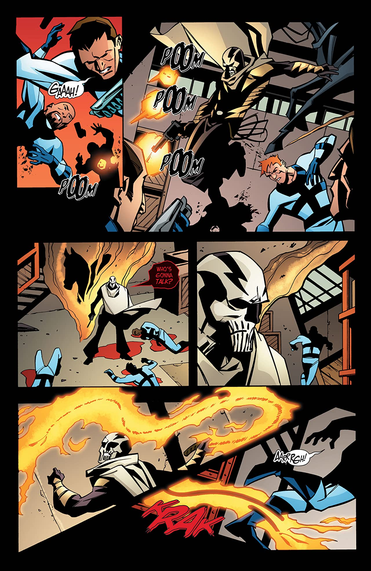 El Diablo (2008-2009) #3
