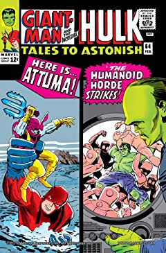 Tales to Astonish (1959-1968) #64