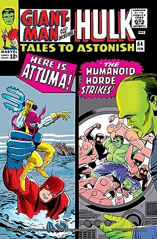 Tales to Astonish (1959-1968) #64
