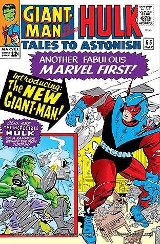 Tales to Astonish (1959-1968) #65