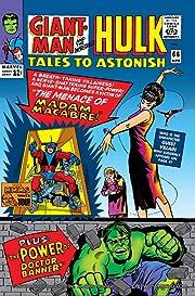 Tales to Astonish (1959-1968) #66