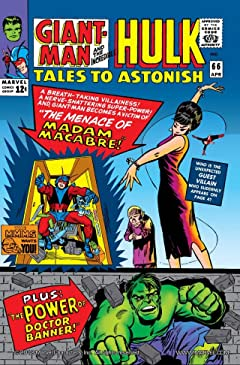 Tales to Astonish (1959-1968) #66