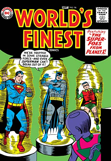 World's Finest Comics (1941-1986) #96
