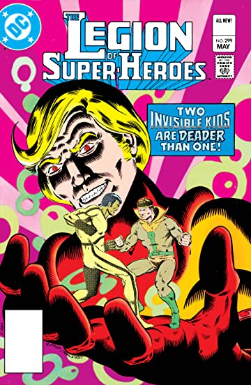 Legion of Super-Heroes (1980-1985) #299