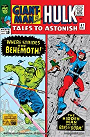 Tales to Astonish (1959-1968) #67