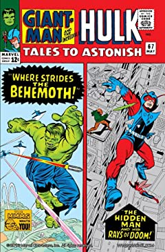 Tales to Astonish (1959-1968) #67
