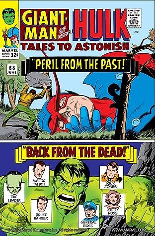 Tales to Astonish (1959-1968) #68