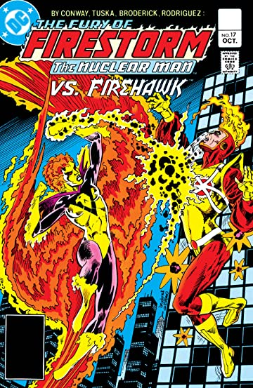 The Fury of Firestorm (1982-1990) #17