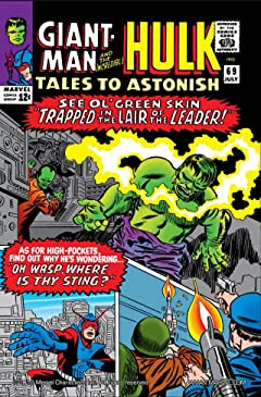 Tales to Astonish (1959-1968) #69