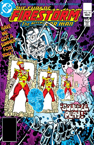 The Fury of Firestorm (1982-1990) #18