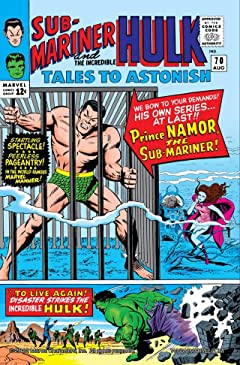 Tales to Astonish (1959-1968) #70