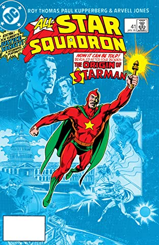 All-Star Squadron (1981-1987) #41