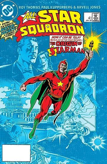 All-Star Squadron (1981-1987) #41