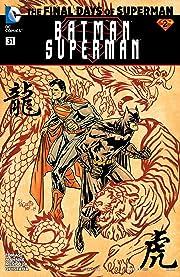 Batman/Superman (2013-2016) #31