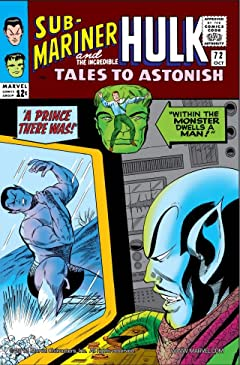 Tales to Astonish (1959-1968) #72