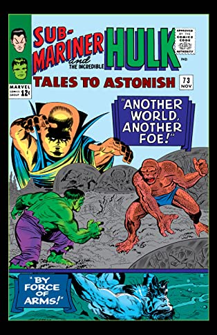 Tales to Astonish (1959-1968) #73