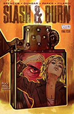 Slash & Burn (2015-2016) #6