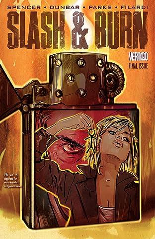 Slash & Burn (2015-2016) No.6