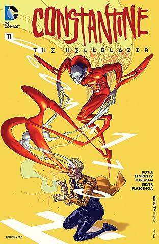 Constantine: The Hellblazer (2015-2016) #11