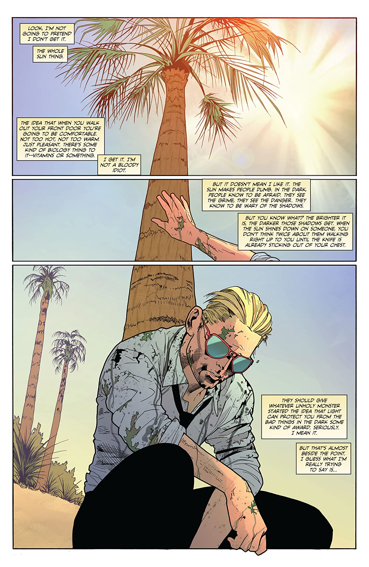 Constantine: The Hellblazer (2015-2016) #11
