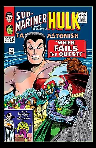 Tales to Astonish (1959-1968) #74