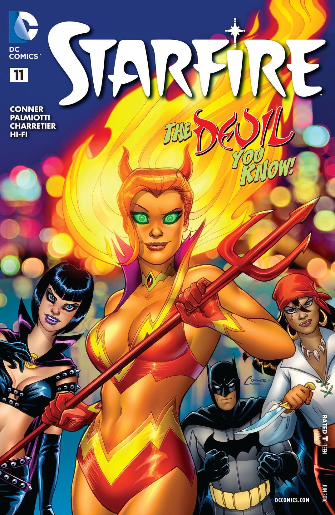 Starfire (2015-2016) #11