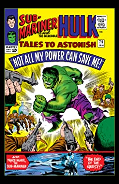 Tales to Astonish (1959-1968) #75