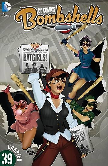 DC Comics: Bombshells (2015-2017) #39