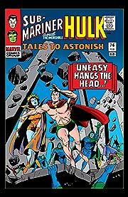 Tales to Astonish (1959-1968) #76