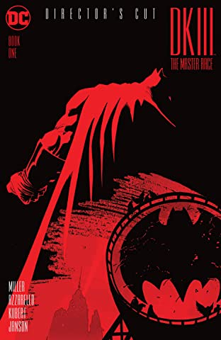 Dark Knight III: The Master Race (2015-) #1: Director's Cut