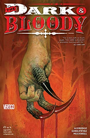The Dark and Bloody (2016) No.3