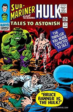 Tales to Astonish (1959-1968) #77