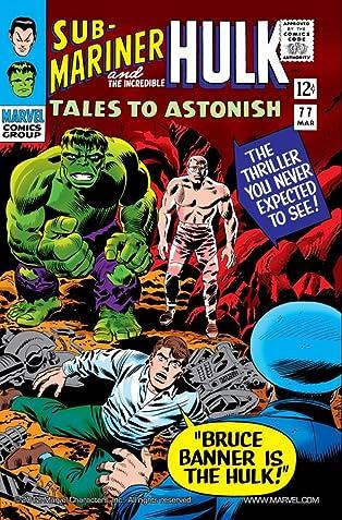 Tales to Astonish (1959-1968) #77