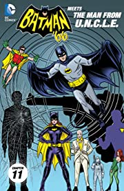 Batman '66 Meets the Man From UNCLE (2015-2016) #11