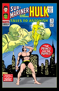 Tales to Astonish (1959-1968) #78
