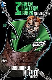 Green Lantern Corps: Edge of Oblivion (2016) #4