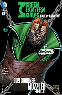 Green Lantern Corps: Edge of Oblivion (2016) #4